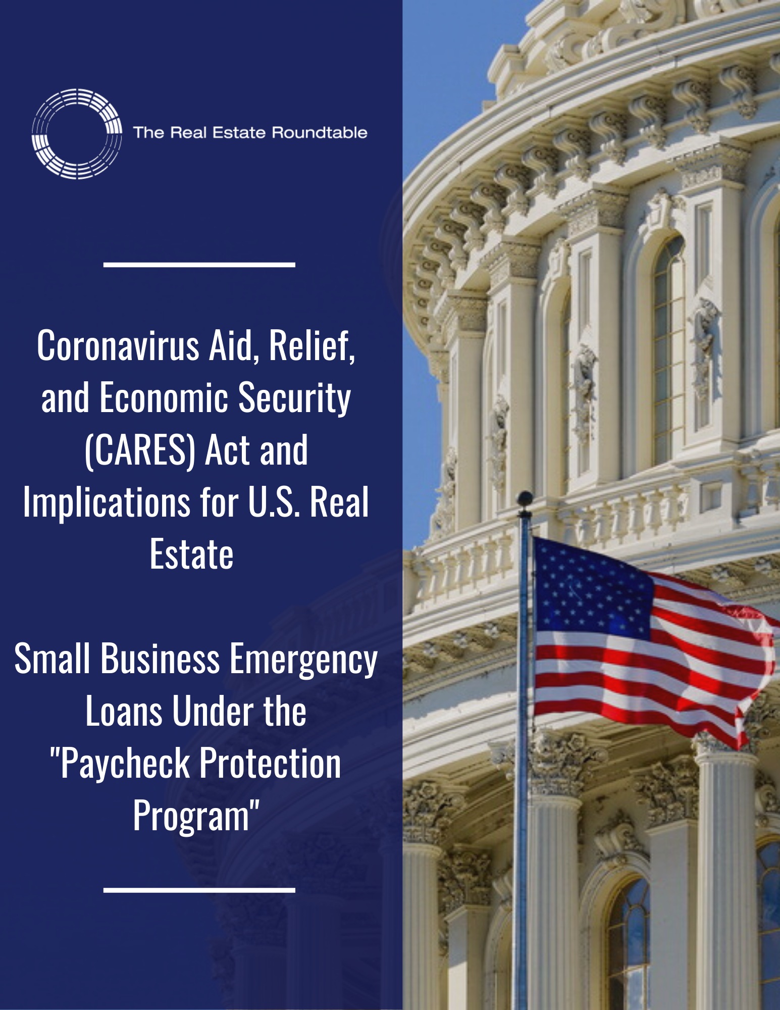 Small Business Emergency Loans Under the