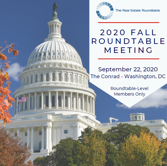 2020 Fall Roundtable Meeting