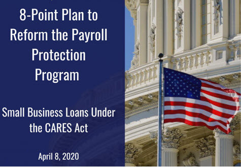 8 Point Plan to Reform the Payroll Protection Program -- The Real Estate Roundtable