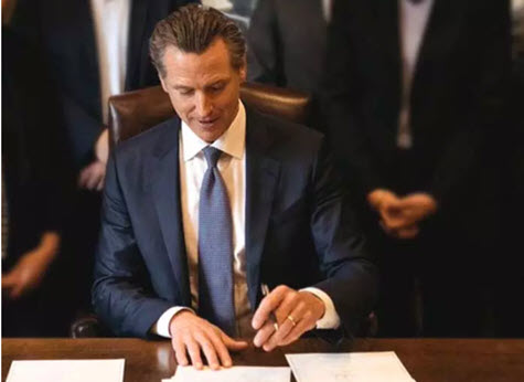 CA Gov. Newsom signs Rent Control Bill