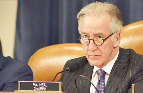 House Ways and Means Chairman Richard Neal (D-MA)