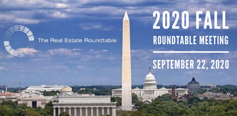 Fall Roundtable Meeting 2020