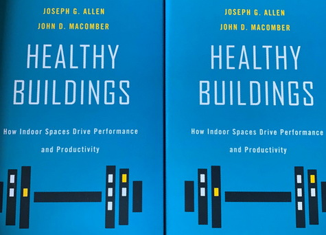 Book Covers - Healthy Buildings