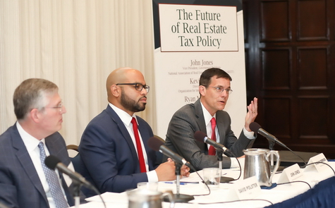 FIRPTA panel -- The Future of Real Estate Policy
